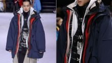 Balenciaga's $9,000 coat is pretty much a bunch of jackets on top of each other
