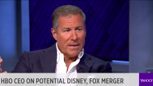 HBO CEO Richard Plepler's work is the stuff of high drama