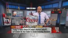 Cramer: The bear thesis holds in beer stock Molson Coors,...