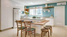 9 cozinhas planejadas para aproveitar o espaço ao máximo