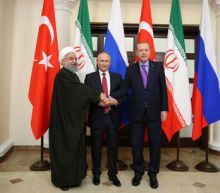 Putin hosts Iran, Turkey leaders in major new Syria diplomacy push