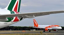 Delta, EasyJet Consider Up to $452 Million Alitalia Stake