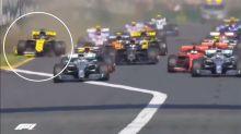 Daniel Ricciardo suffers nightmare Australian Grand Prix