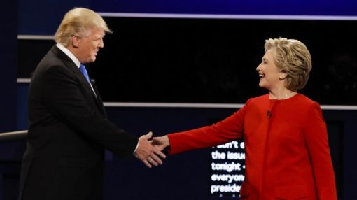 The surprising agreement between Trump and Clinton on gun control