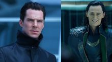 Benedict Cumberbatch interviewing Tom Hiddleston is as perfect as you'd hope