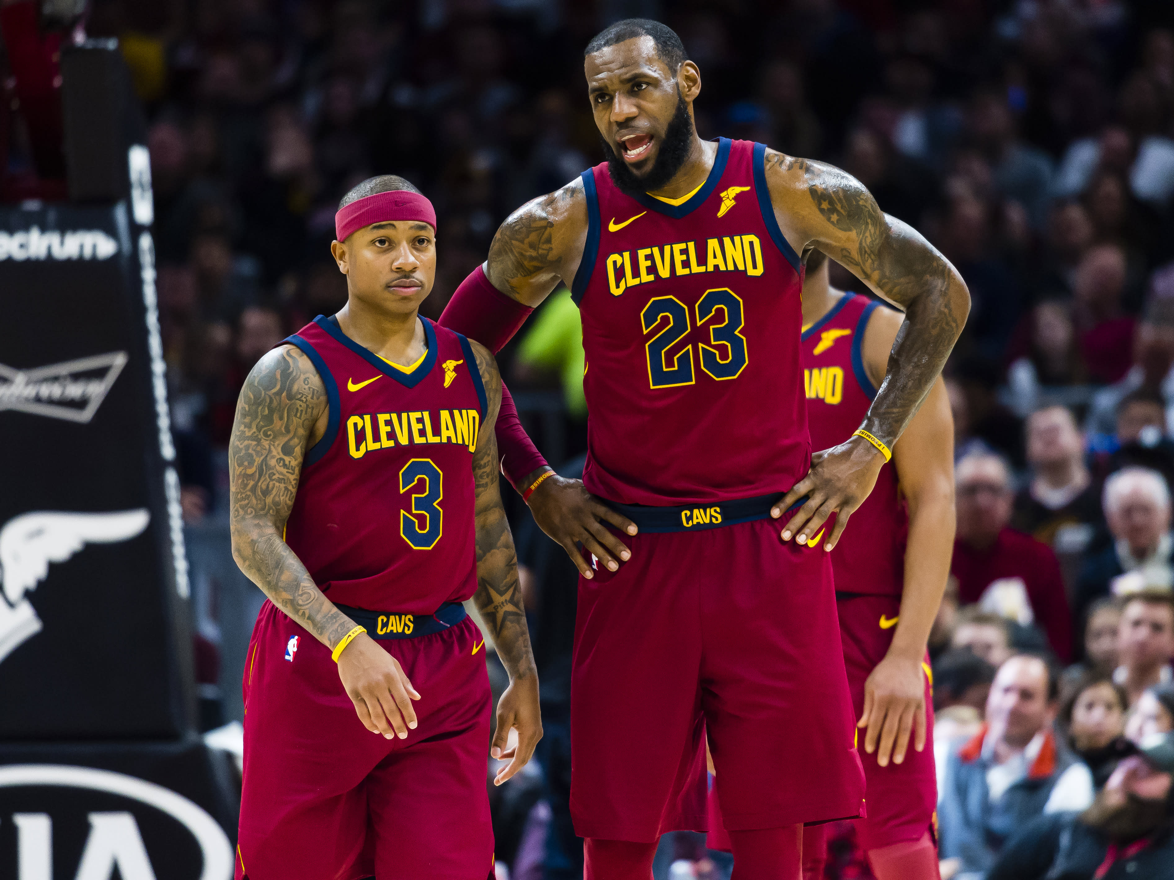 The Cavs Fixed Some Big Problems. Will It Be Enough ...