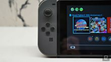 Nintendo Switch update adds individual game save transfers
