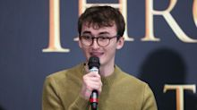 'Game Of Thrones' Isaac Hempstead Wright reveals George RR Martin's book plans for Bran