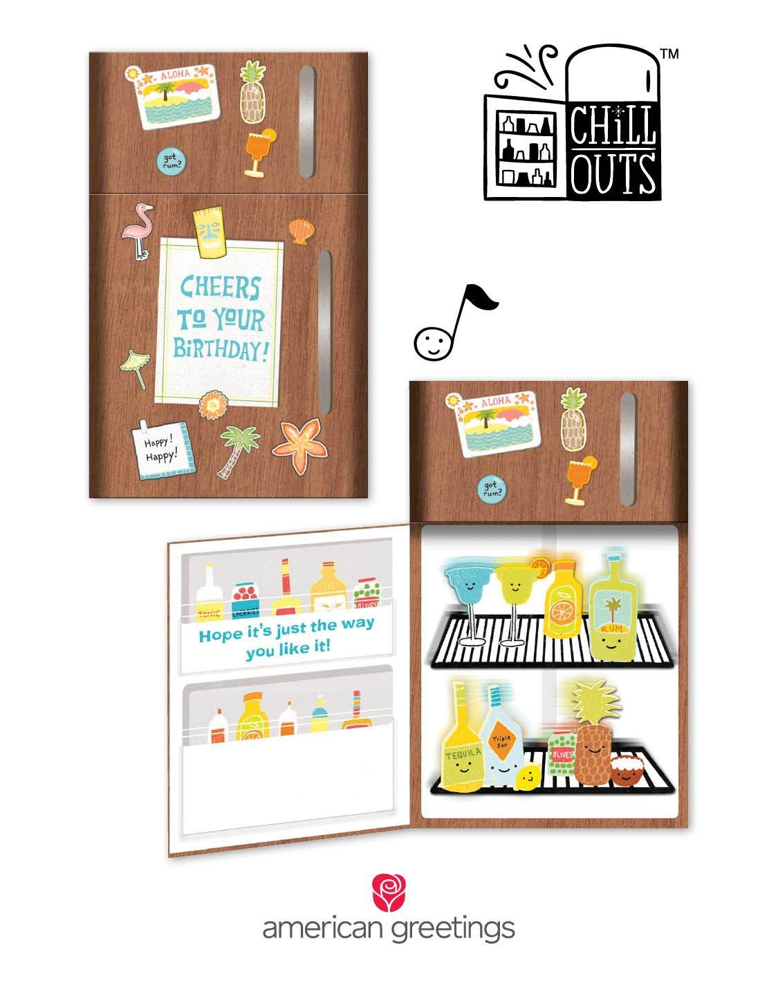 Make birthdays extra cool with new chill outstm cards from make birthdays extra cool with new chill outstm cards from american greetings kristyandbryce Image collections