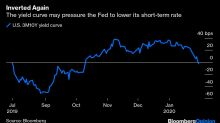 The Fed's Key Yield Curve Inverted Again. Watch Out.