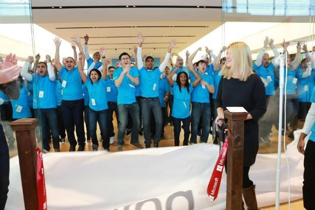 Canada calls dibs on Microsoft's first permanent international store