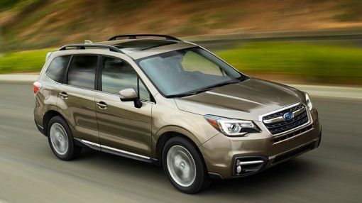 Subaru Refines and Updates 2017 Forester Crossover SUV