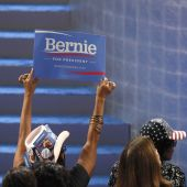You won't hear much on the economy at the Democratic convention