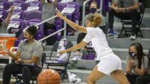 TCU Women's Basketball 61, Texas Tech 53: Total team effort erases 13 point deficit.
