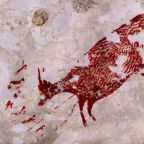 Earliest recorded 'story' found in 44,000-year-old cave paintings in Indonesia