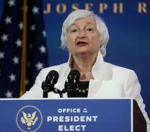 """Act big"" on stimulus, Biden's Treasury nominee Yellen to tell lawmakers"