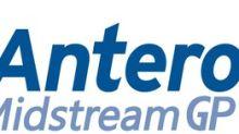 Antero Midstream GP LP Announces 20% Increase in Long-Term Distribution Targets