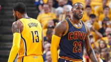 The Pacers were back in the series ... until LeBron James happened