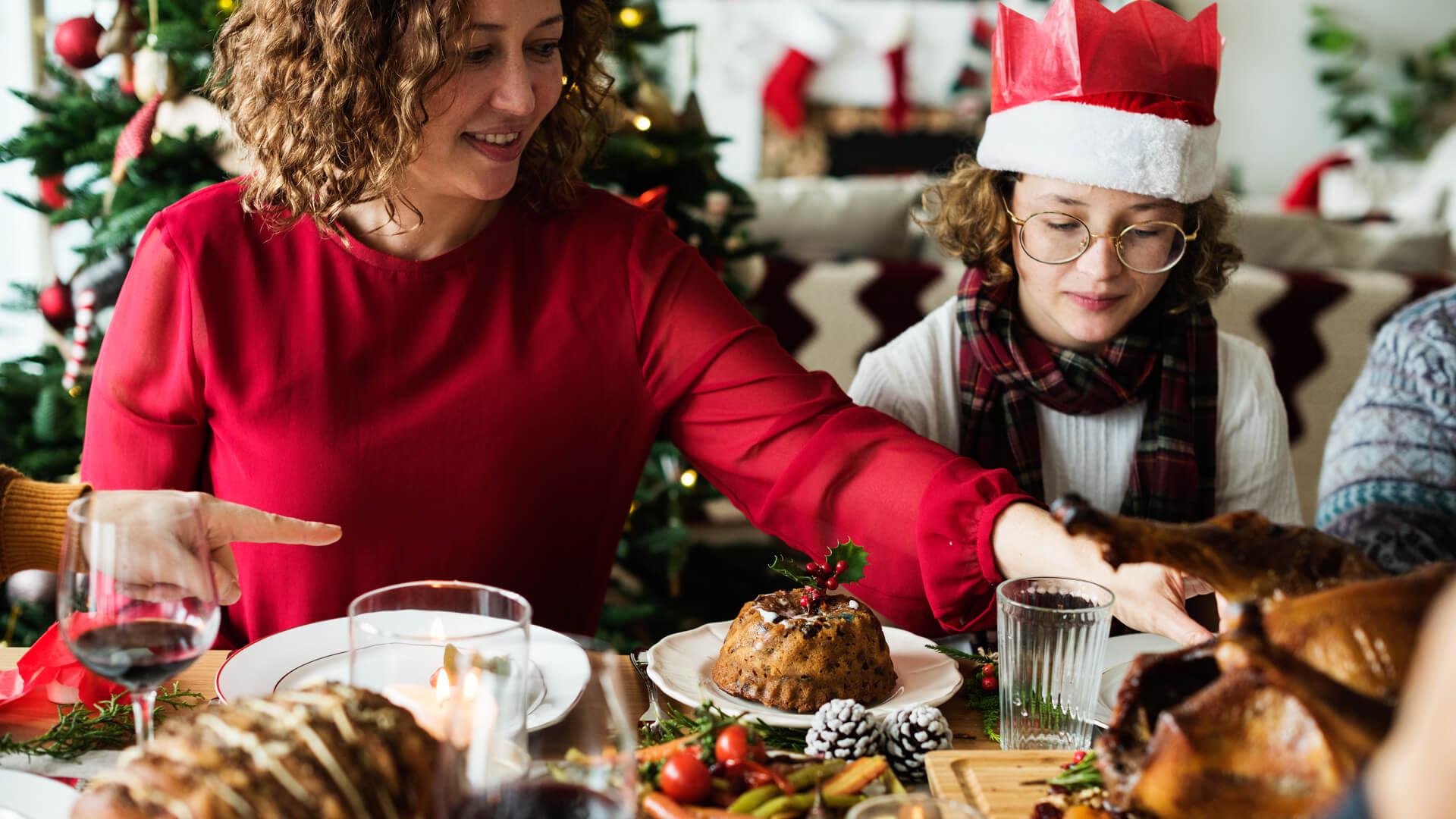 Christmas Eve Dinner Boston 2021