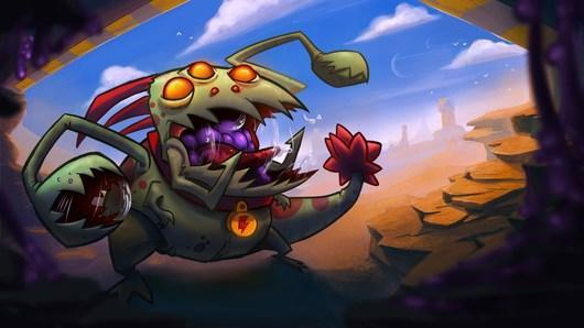 Gnaw joins Awesomenauts PC, new cheating league opens