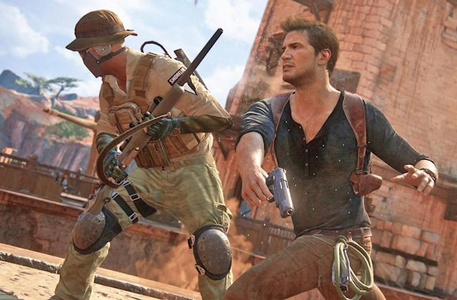 'Uncharted' movie will star Sony's new 'Spider-Man,' Tom Holland