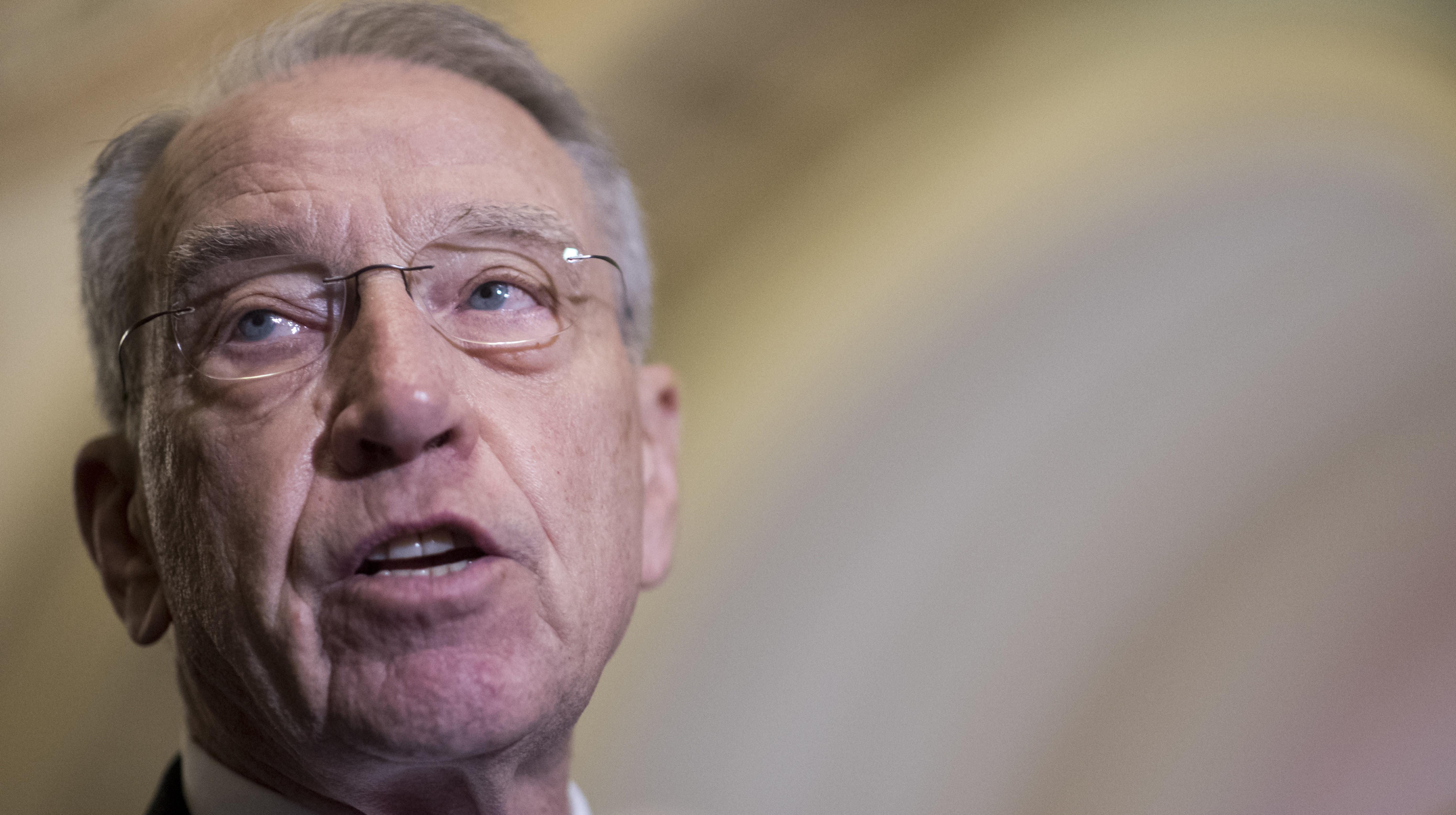 GOP Senator Implies Those Who Aren't Millionaires Waste Money On 'Booze, Women'