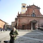 A dozen towns in northern Italy are locked down after coronavirus deaths