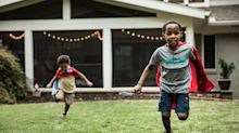 10 creative outdoor activities to keep kids moving at home