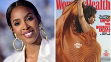 The Voice coach Kelly Rowland pregnant with second child