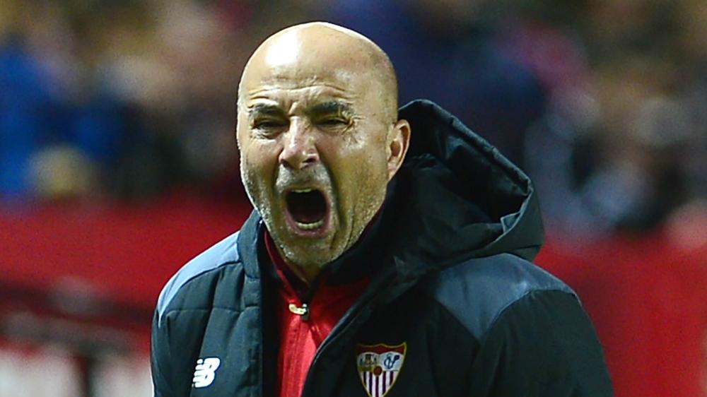 Sevilla warn Argentina over Sampaoli interest