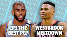 Is CP3 The Best PG? Russell Westbrook Meltdown In Game 6 | Dunk Bait
