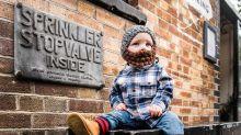Bebés al estilo hipster, la moda con causa que se ha viralizado en las redes