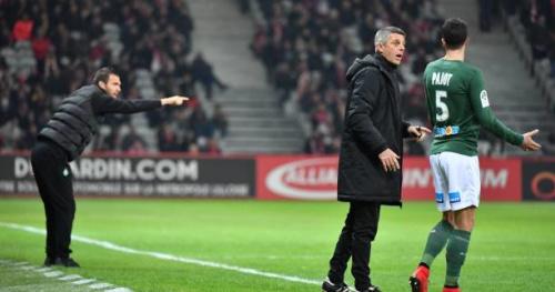 Foot - L1 - ASSE - Saint-Etienne : Alain Ravera, l'un des adjoints d'Oscar Garcia, ex-coach des Verts, est toujours salarié du club
