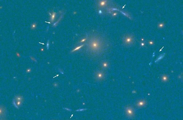 Researchers discover one of the brightest galaxies ever seen