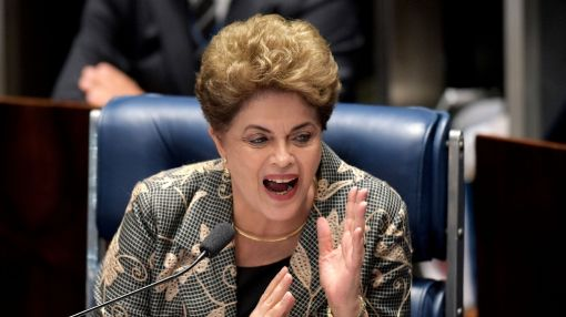 Judgment vote looms for Brazil's Rousseff