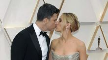 'Jost married' - Scarlett Johansson marries 'SNL's' Colin Jost