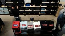 Levi Strauss shares tank as department store pressure promises to take a bigger toll