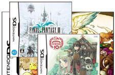 Final Fantasy III & Rune Factory go head-to-head in Japan