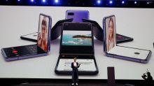 Samsung: nuevo smartphone plegable y cuadrado para impulsar ventas