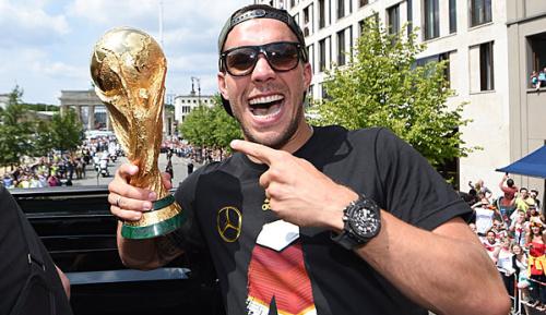 """DFB-Team: Podolski: """"Ich war nie der Pausenclown"""""""