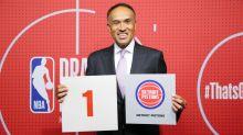 Detroit Pistons win top pick in 2021 NBA draft lottery; Houston Rockets get No. 2