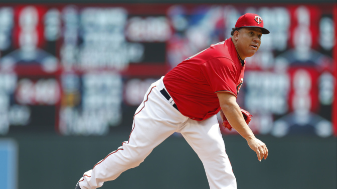 Bartolo Colón becomes 18th pitcher to beat all 30 MLB teams