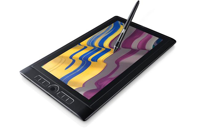Wacom's new hybrid tablets pack power and a more accurate stylus