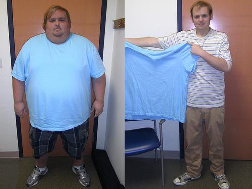 Teacher's 370-Pound Weight Loss Inspires Students