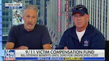 Jon Stewart on Rand Paul delaying 9/11 bill: 'It's absolutely outrageous'