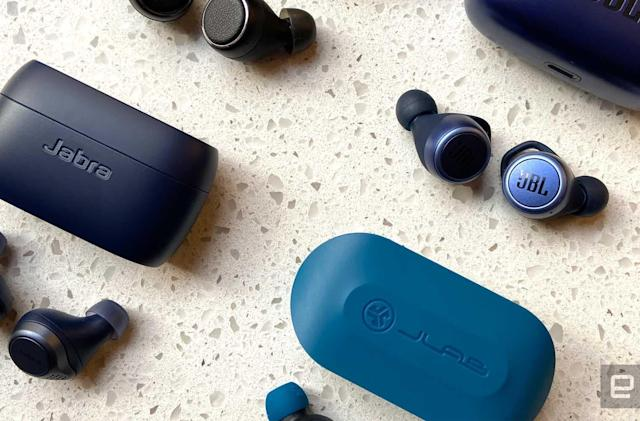 The best true wireless earbuds we listened to at CES
