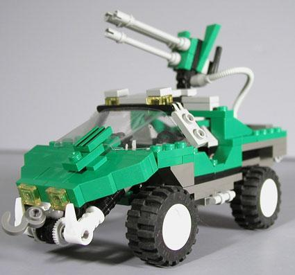LEGO Halo: the complete collection