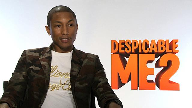 Pharrell Williams on His