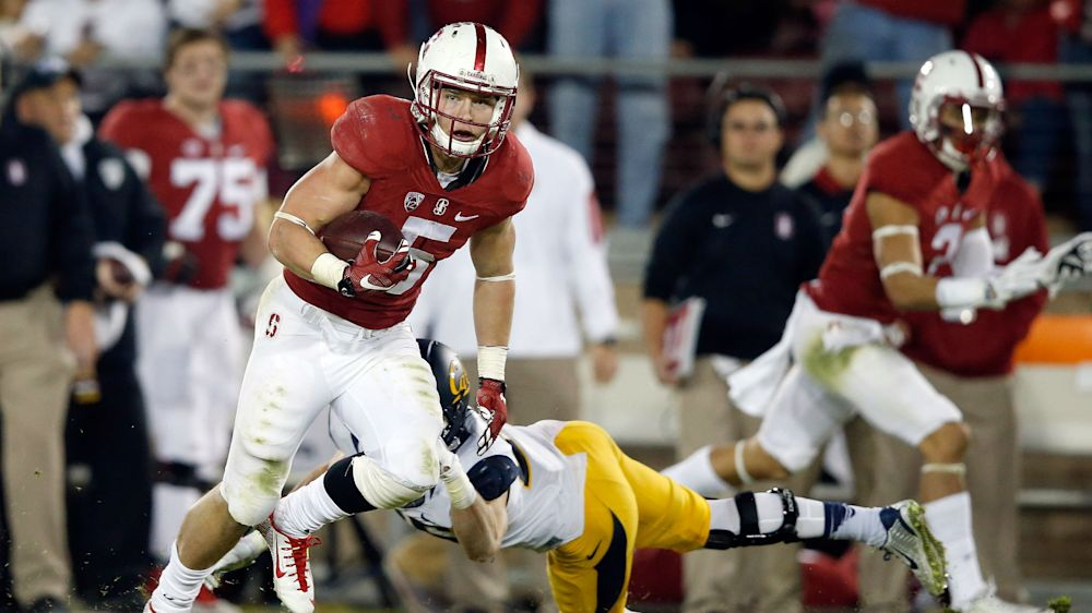 NFL Draft rumors: Christian McCaffrey makes late charge up ... to Chargers?