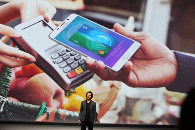 Samsung Pay beta arrives on every major carrier but Verizon